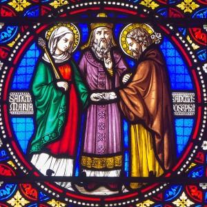 Le mariage de la SAinte Vierge