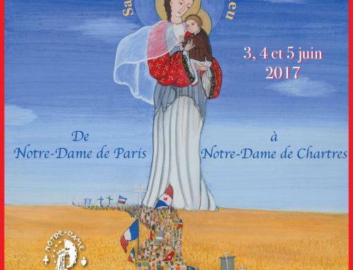 Pèlerinage de Chartres