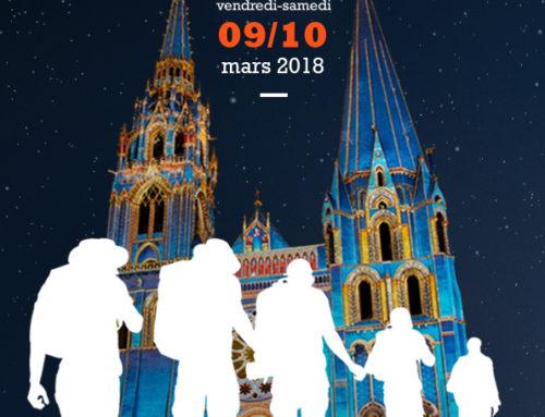 Marche de nuit vers Chartres